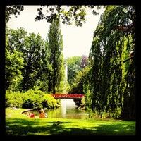 Photo taken at Park Valkenberg by Martin W. on 5/28/2012