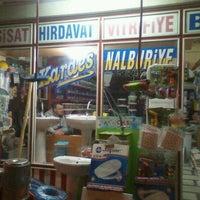 Photo taken at Tüvasaş Lokali by tarık a. on 4/11/2012
