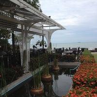 Photo taken at You Yen Hua Hin Balcony by Deer W. on 5/6/2012