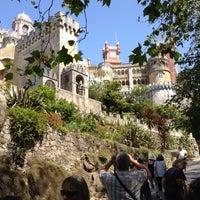 Foto tomada en Palácio da Pena por Cristiano M. el 5/31/2012