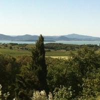 Das Foto wurde bei Passignano sul Trasimeno von Rosa C. am 5/17/2012 aufgenommen