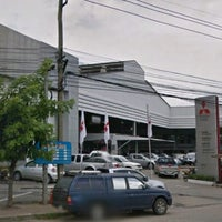 Photo taken at Mitsubishi Motors | Kanchana Equipment by Ae ณ. on 9/1/2012