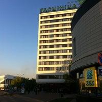 Снимок сделан в Гостиничный комплекс «Юбилейный» / Hotel Yubileiny пользователем Евгений П. 5/3/2012