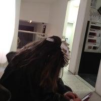 Photo taken at Louis Christian Wayne Robert Salon And Spa by Maria M. on 2/11/2012