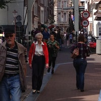 Photo taken at Staalstraat by Marjan V. on 8/9/2012
