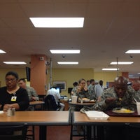 Photo taken at Martin Cafe (Chow Hall) by Matthew B. on 4/24/2012