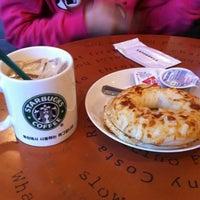 Photo taken at Starbucks by Yongtaek K. on 2/12/2012