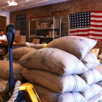 Photo taken at Mast Brothers Chocolate Factory by Patrick B. on 7/21/2012