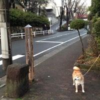 Photo taken at 桜坂 by Yasushi U. on 3/24/2012