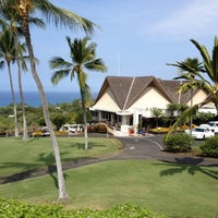 Photo taken at Kona Country Club by William F. on 3/22/2012