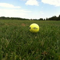 Photo taken at Pease Golf Course by Jonathan V. on 7/2/2012