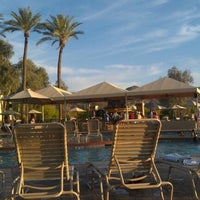 Photo taken at Legacy Golf Resort Poolside by Ron D. on 5/6/2012