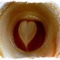 Photo taken at SteamDot Espresso & Coffee Lab by Kseniya S. on 4/4/2012