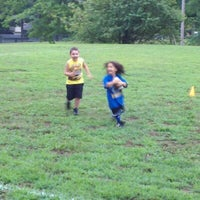 Photo taken at Football Practice by James S. on 8/1/2012