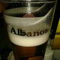 Photo taken at Choperia Albanos by Bernardo T. on 6/30/2012