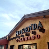 รูปภาพถ่ายที่ Hacienda Colorado โดย Charles P. เมื่อ 2/10/2012