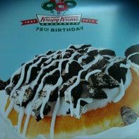Photo taken at Krispy Kreme by Markcore G. on 6/5/2012