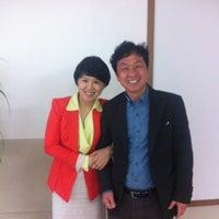 Photo taken at 광양신문 by 김영균 on 3/28/2012