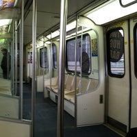 Photo taken at DPM - Renaissance Center Station by Edward C. on 3/3/2012