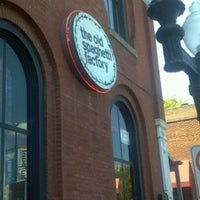 Photo taken at The Old Spaghetti Factory - St. Louis by Chris B. on 7/25/2012