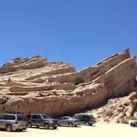 Photo taken at Vasquez Rocks Park by Holly J. on 7/1/2012