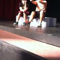 Photo taken at SWHS Main Auditorium by Jessica J. on 2/24/2012