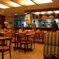 Photo taken at Shakey's by Raiza Marie R. on 4/18/2012