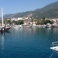 6/16/2012 tarihinde Aşkın Y.ziyaretçi tarafından Kaş Limanı'de çekilen fotoğraf
