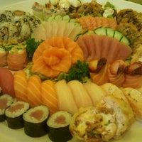Photo taken at Sachô - Restaurante e Temakeria by Rodrigo K. on 3/17/2012