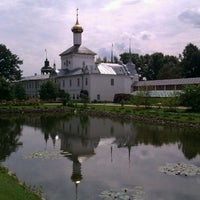 Photo taken at Свято-Введенский Толгский женский монастырь by Yulia M. on 7/15/2012
