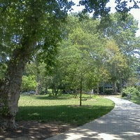 Photo taken at Clark Park by Alex S. on 6/21/2012