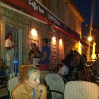 Photo taken at Lampedusa by Taras S. on 8/17/2012