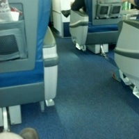 Photo taken at Delta Flight 1430 To ATL. by David S. on 2/17/2012