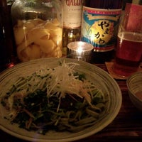 Photo taken at bar cacoi by Takeo T. on 5/9/2012