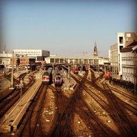 Photo taken at Vienna West Station by austrianpsycho on 9/7/2012