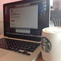 Photo taken at Starbucks by Jason D. on 5/14/2012