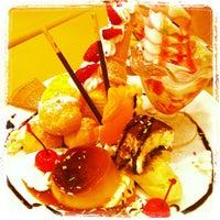 Photo taken at BENI CAFE by tom on 5/29/2012