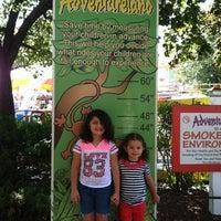 Photo taken at Adventureland Amusement Park by Michelle S. on 8/26/2012