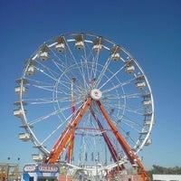Photo taken at Kansas State Fairgrounds by Cheryl G. on 9/10/2012
