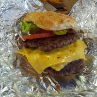 Photo taken at Five Guys by Michael K. on 3/19/2012