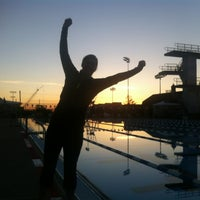Photo taken at McCoy Natatorium by Garren K. on 6/24/2012