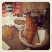 Photo taken at Le Pain Quotidien by Anna K. on 9/9/2012
