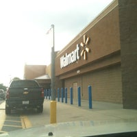Photo taken at Walmart Supercenter by Eric C. on 8/25/2012