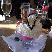 Photo taken at Caffe Bar Kaštel by issa on 6/24/2012
