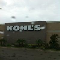 Photo taken at Kohl's Brandon by Lizz H. on 6/20/2012