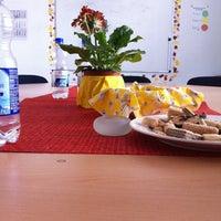 Photo taken at Nachhilfe by Vivian H. on 3/1/2012