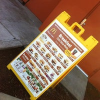 Photo taken at McDonald's by Dennis Z. on 8/29/2012