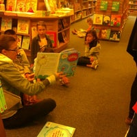 Photo taken at Barnes & Noble by Jessica S. on 4/21/2012