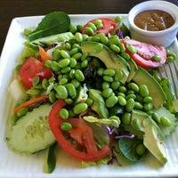Photo taken at California Vegan Restaurant by Tara K. on 4/6/2012