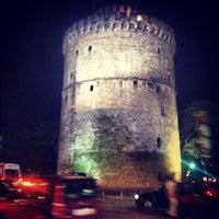 Photo taken at White Tower by Tasos P. on 5/4/2012